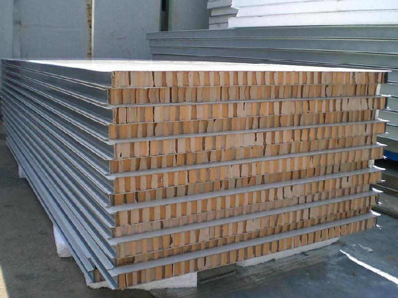 夹芯板墙板